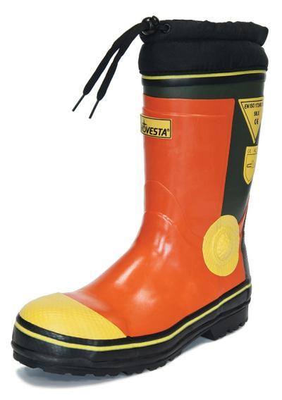 Pracovní obuv - pracovní holínky DŘEVORUBEC - 3704