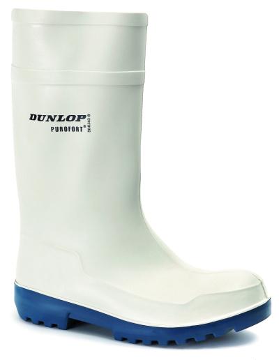 Pracovní obuv - pracovní holínky DUNLOP PUROFORT GRIP S4 - 3663