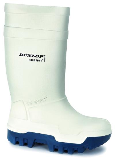 Pracovní obuv - pracovní holínky DUNLOP PUROFORT THERMO+S4 - 3664