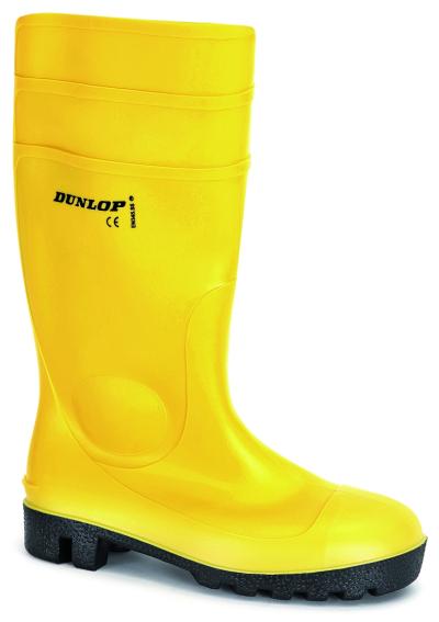 Pracovní obuv - pracovní holínky DUNLOP PROTOMASTOR YELLOW S5 - 3669
