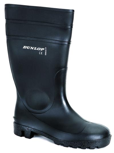 Pracovní obuv - pracovní holínky DUNLOP PROTOMASTOR BLACK S5 - 3670