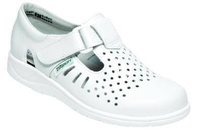 Zdravotní pracovní obuv (bílá) - pracovní obuv Tipa 5240 - 3443