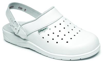 Zdravotní pracovní obuv (bílá) - pracovní obuv Tipa 0231P - 3278