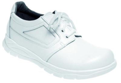 Zdravotní pracovní obuv (bílá) - pracovní obuv Tipa 9241D - 3655