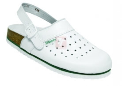 Zdravotní pracovní obuv (bílá) - pracovní obuv Tipa 1725P - 3433