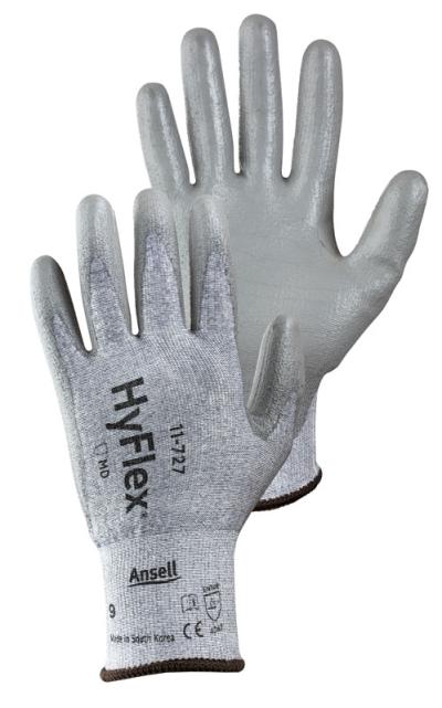 Pracovní rukavice Ansell - pracovní rukavice HYFLEX 11-727 - 1917
