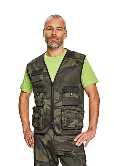 Pracovní vesty - Pracovní vesta CRAMBE - O202060