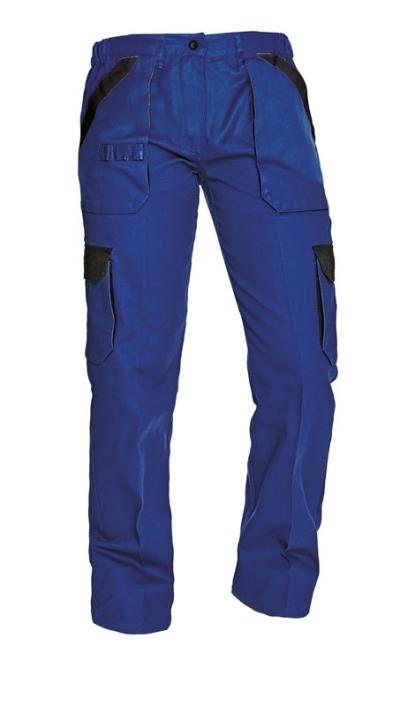 Pracovní montérky MAX - Pracovní kalhoty pas MAX LADY - O202066