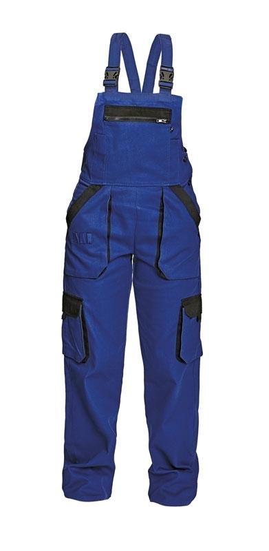Montérkové kalhoty s laclem - pracovní kalhoty lacl MAX LADY - O202067