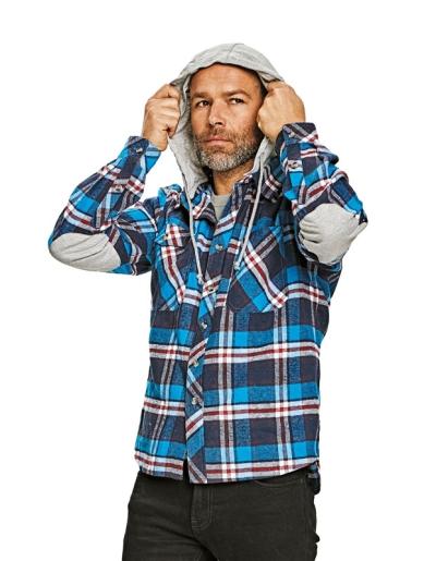 Pracovní košile - pracovní košile s kapucí LUCAN - O202069