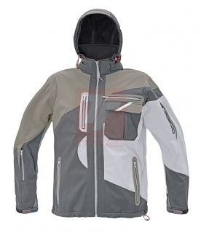 Pracovní oděvy ASSENT - pracovní bunda softshell SYMMONS - O202045