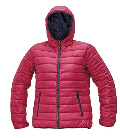Zateplené zimní dámské pracovní bundy - bunda dámská zateplená FIRTH LADY - O202083