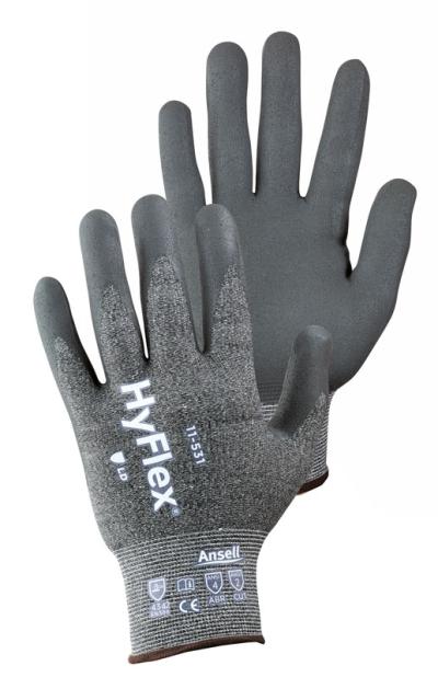 Pracovní rukavice Ansell - pracovní rukavice HYFLEX 11-531 - 1920