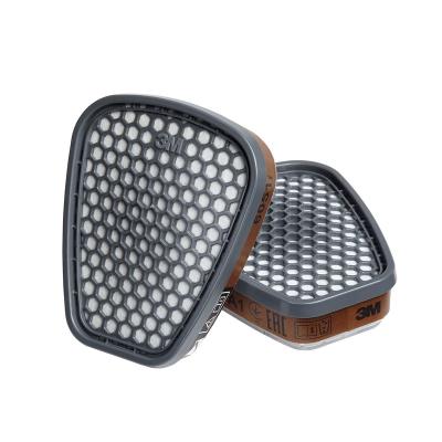 Filtry k maskám a polomaskám - filtry 3M 6055i A2 ESLI (k 3M 6000) - P400524