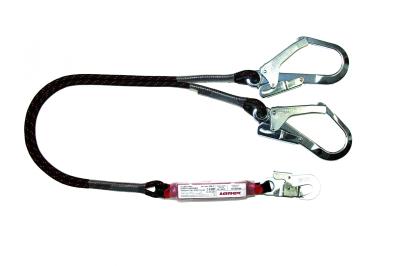 Bezpečnostní lana a karabiny - tlumič pádu PSA2L22L Double - 4833