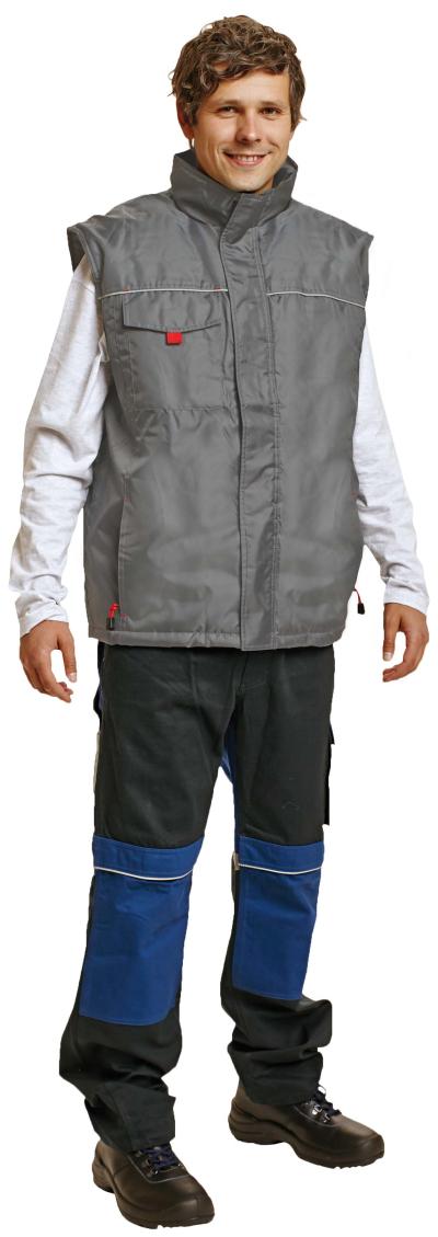 Pracovní oděvy a obuv – výprodej - pracovní vesta BE-04-002 - V000027