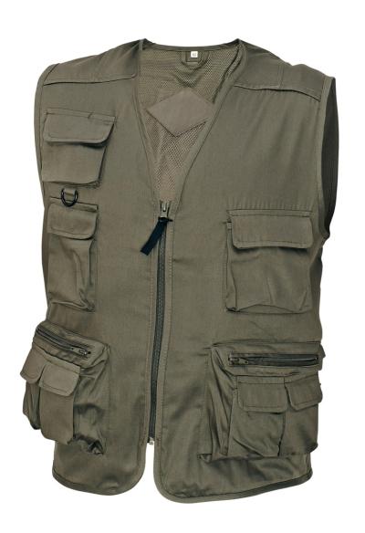Rybářské oblečení - pracovní vesta CORONA - 2032