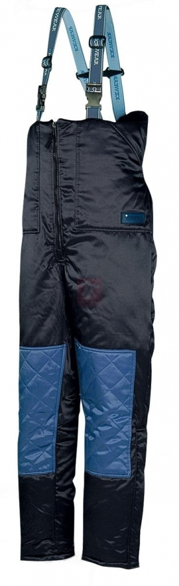 Zateplené zimní pracovní kalhoty - pracovní kalhoty lacl ZERMATT 6105 - O200142