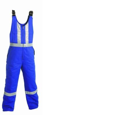 Montérkové kalhoty s laclem - pracovní kalhoty lacl TUGELA - O200136