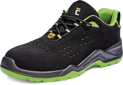 Pracovní obuv - pracovní obuv HALWILL MF ESD S1P SRC POLOBOTKA - B300560