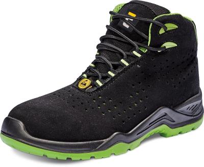 Pracovní obuv - pracovní obuv HALWILL MF ESD S1P SRC KOTNÍK - B300564