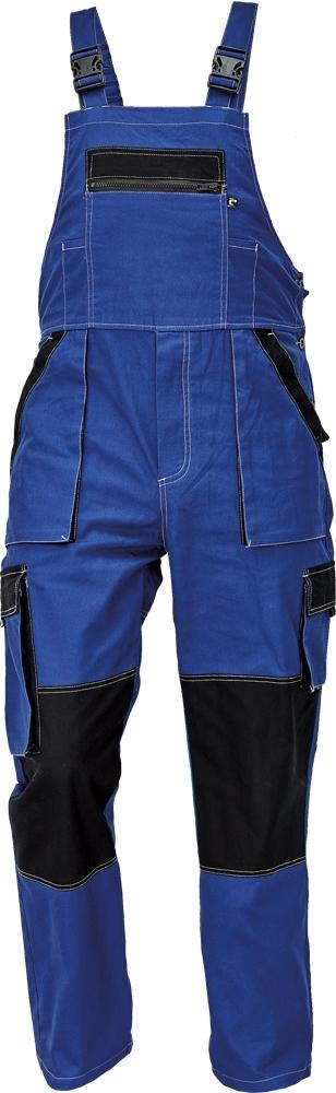 Montérkové kalhoty s laclem - pracovní kalhoty lacl MAX SUMMER - O202549