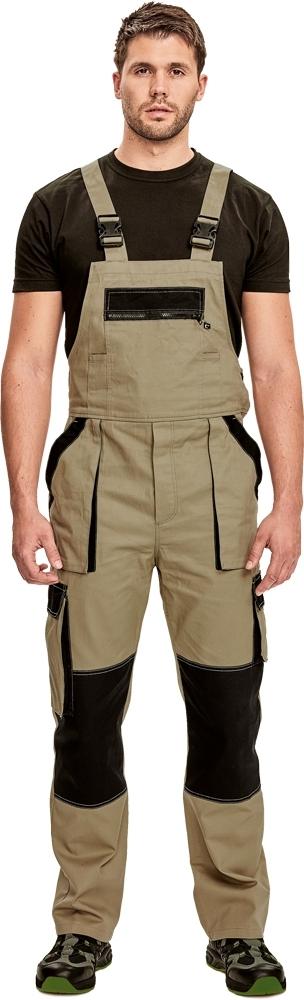 montérková kolekce MAX - Pracovní kalhoty lacl MAX SUMMER - O202549
