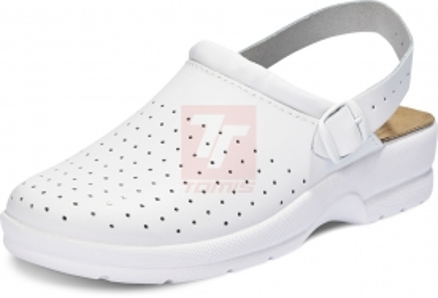 Pracovní galoše a pantofle - pantofle TARUCA WITH BELT - B300583