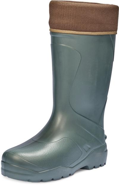 Zateplená zimní pracovní obuv - pracovní holinky zateplené GIANCARLO - B300585