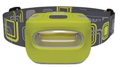 Ostatní - čelovka EMOS COB LED 3xAAA P3528 - P400661
