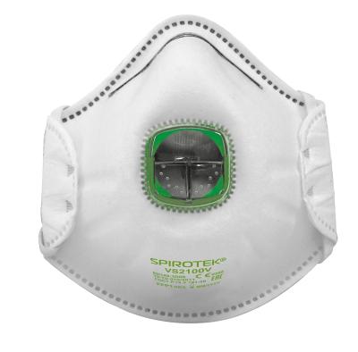 Ochrana dechu třídy FFP1 - Respirátor SPIROTEK VS2100V FFP1 - P400657