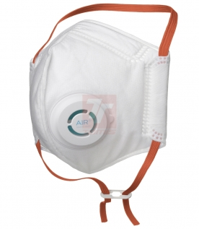 Ochrana dechu třídy FFP2 - Respirátor AIR+ FFP2 NR (bal.10ks) - P400658
