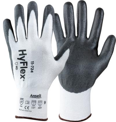 Dřevorubecké a lesnické oblečení - Pracovní rukavice HYFLEX 11-724 - 1993