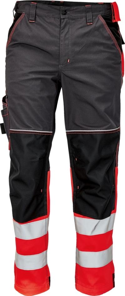 montérková kolekce KNOXFIELD - pracovní kalhoty reflex KNOXFIELD - O202497