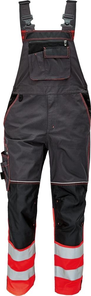 Montérkové kalhoty s laclem - pracovní kalhoty lacl reflex KNOXFIELD - O202501