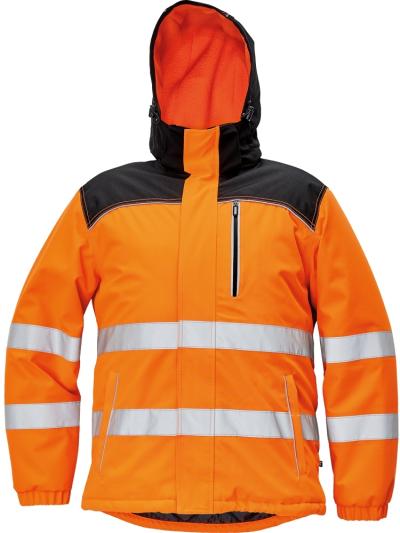 pracovní bunda zimní KNOXFIELD HI-VIS - O202518