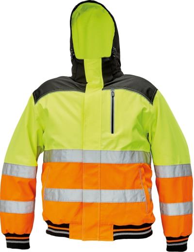 pracovní bunda zimní KNOXFIELD HI-VIS PILOT - O202522