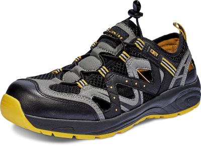 Pracovní obuv CRV - pracovní obuv sandál HENFORD S1 SRC - B300591
