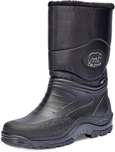 Zateplená zimní pracovní obuv - pracovní obuv zateplená COLDMAX - B300586