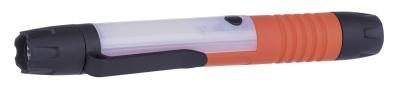 Ostatní - svítilna LED 3W LED + 3W COB 3AAA P3890 - N903566