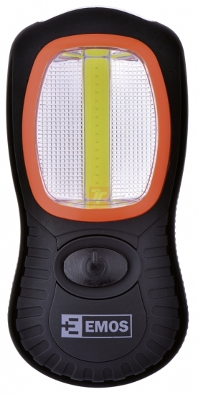 Ostatní - svítilna COB LED + 3 DIOD - 3AAA P3883 - N903570
