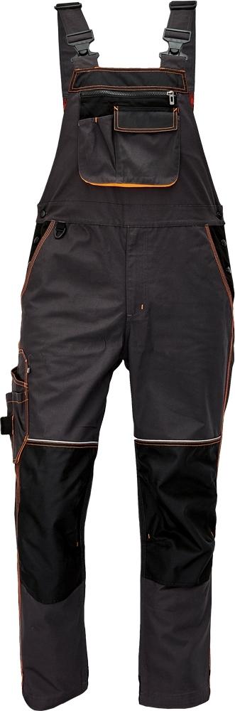 Montérkové kalhoty s laclem - pracovní kalhoty lacl KNOXFIELD - O202500