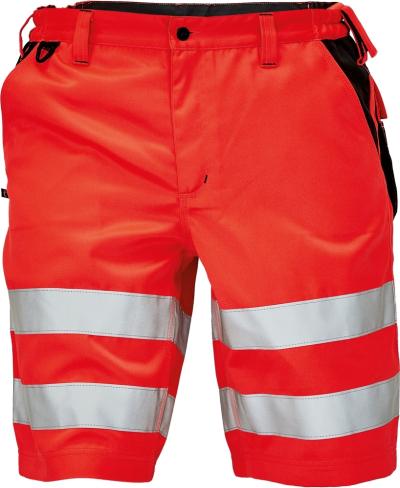 Pracovní kraťasy, šortky - pracovní šortky KNOXFIELD HI-VIS - O202515
