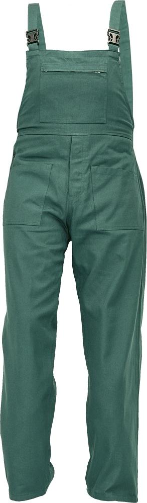 Montérkové kalhoty s laclem - pracovní kalhoty lacl UDO BE-01-006 - O202555