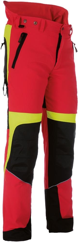 Neprořezné pracovní oděvy do lesa - pracovní kalhoty FOREST PROFI STRECH - O202572