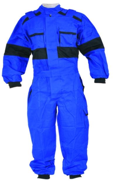 Montérky ze 100% bavlny - pracovní kombinéza zimní LUXUS prodloužená - O202362