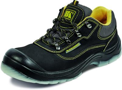 Pracovní obuv S3 - pracovní obuv BLACK KNIGHT TPU LOW S3 - 3317