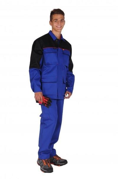 Pracovní montérky - svářečský pracovní oděv GoodPRO KATKA FR5 lacl - 2935