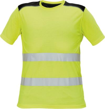 pracovní tričko KNOXFIELD HI-VIS - O202512