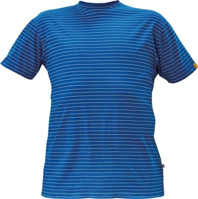 Antistatické oděvy pro elektrikáře - pracovní tričko ESD NOYO - O203017